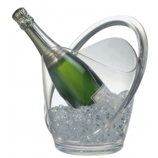 Купить Чаша для шампанского с ручкой APS 36055