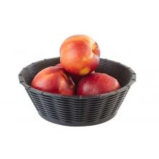 Купить Корзинка для хлеба или фруктов черная APS 40214