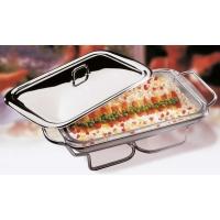 Емкость для подогрева прямоугольная 3 л APS 65010 в интернет магазине профессиональной посуды и оборудования Accord Group