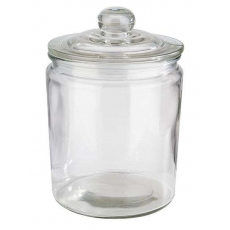 Купить APS Classic 82252 Банка стеклянная с крышкой 4 л