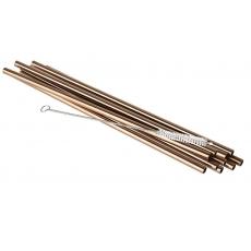 Трубочки для коктейлей (медный цвет) APS 93380