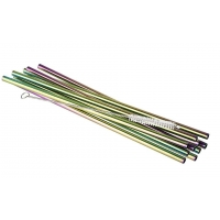 Купить Трубочки для коктейлей (радужный цвет) APS 93382