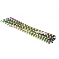 Трубочки для коктейлей (радужный цвет) APS 93382
