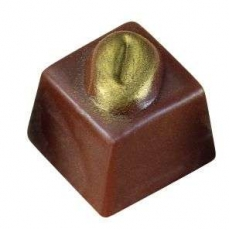 """Купить Форма для шоколада """"Кофейные зерна"""" 25x25 мм Martellato MA1019"""