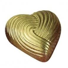 "Форма для шоколада ""Сердце"" 34х33 мм Martellato MA1513"
