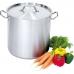 Кастрюля высокая с крышкой Stalgast 50,3 л (011402) в интернет магазине профессиональной посуды и оборудования Accord Group