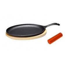 Купить Мини сковородка чугунная на подставке d-180 мм Stalgast 049014
