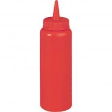 Купить Бутылка для соуса 350 мл красная Stalgast 65351