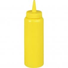 Бутылка для соуса 350 мл желтая Stalgast 65352