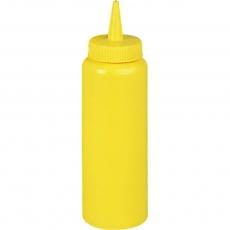 Купить Бутылка для соуса 350 мл желтая Stalgast 65352