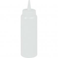 Бутылка для соуса 350 мл белая Stalgast 65353
