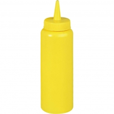 Купить Бутылка для соуса 700 мл желтая Stalgast 65722