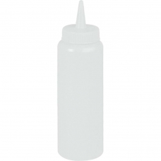 Бутылка для соуса 700 мл белая Stalgast 65723