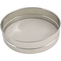 Сито для муки стальное 245 см Stalgast 073250 (d-245 мм, h-60 мм) в интернет магазине профессиональной посуды и оборудования Accord Group