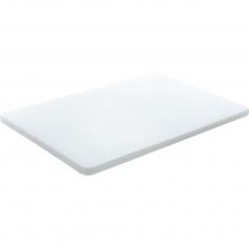 Купить Доска разделочная белая 600х390х20 мм Stalgast 340600