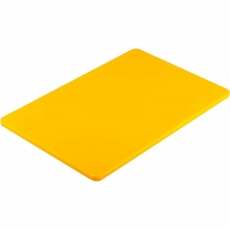 Купить Доска разделочная желтая 450х300х13 мм Stalgast 341453