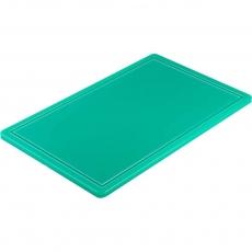 Купить Доска разделочная зеленая 530х325х15 мм Stalgast 341532