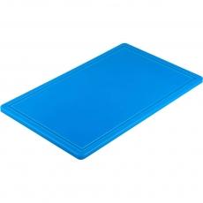 Купить Доска разделочная синяя 530х325х15 мм Stalgast 341534