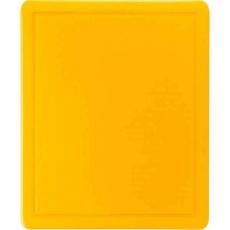 Купить Доска разделочная желтая 600х400х18 мм Stalgast 341633