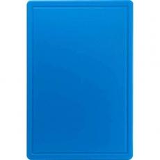 Купить Доска разделочная синяя 600х400х18 мм Stalgast 341634