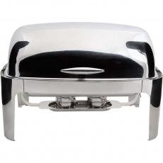 Купить Чафиндиш (емкость для подогрева) Roll-Top DELUX 670х520 мм, h-450 мм Stalgast 437010
