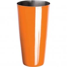 Шейкер Boston оранжевый 0,9 л Stalgast 476002