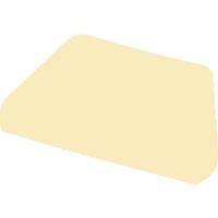 Купить Скребок пластиковый кондитерский 205x125 мм Stalgast 501200