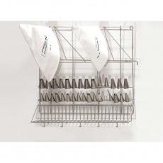 Купить Подставка для кондитерских мешков и насадок 510х520мм Stalgast 510000