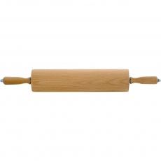 Купить Скалка деревянная с вращающимися ручками 395 мм Stalgast 524390