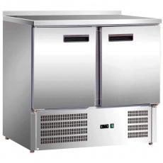 Стол холодильный Stalgast 2-х дверный нижний агрегат 842029