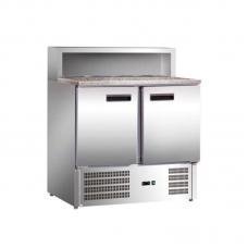 Стол холодильный для пиццы Stalgast, 2-х дверный 843029
