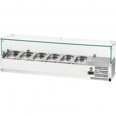 Купить Витрина холодильная настольная (6хGN1/4) Stalgast 844641