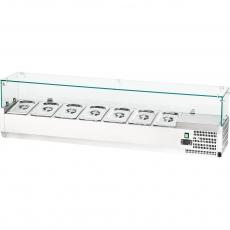 Купить Витрина холодильная настольная (7хGN1/4) Stalgast 844741