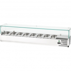 Купить Витрина холодильная настольная Stalgast 844840