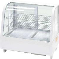 Купить Витрина холодильная настольная Stalgast, 100 л, белая, с LED подсветкой, 852103