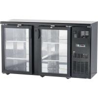 Купить Шкаф холодильный барный Stalgast, с боковым агрегатом, 350 л, двери распашные, 882180