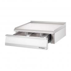 Купить Поверхность нейтральная настольная с выдвижным ящиком Stalgast 9700410