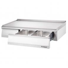 Купить Поверхность нейтральная настольная с выдвижным ящиком Stalgast 9700610