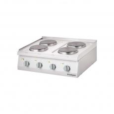 Купить Плита электрическая 4-х конфорочная настольная Stalgast 9706000