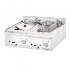 Купить Фритюрница электрическая настольная 10+10 л Stalgast 9726000
