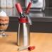 Сифон для холодных и горячих блюд iSi 1403 Gourmet Whip 0,25 л в интернет магазине профессиональной посуды и оборудования Accord Group