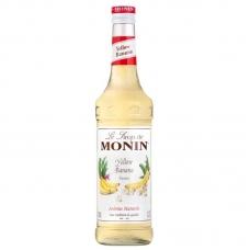 Сироп Monin Банан желтый 1 л ПЭТ