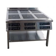 Купить Плита индукционная напольная Tehma 7060034