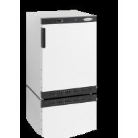 Шкаф холодильный барный Tefcold UR200, 130 л, 600х600х850 мм, белый корпус