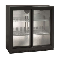 Шкаф холодильный барный Tefcold DB200S, 183 л, 900x515x870 мм, 7090011