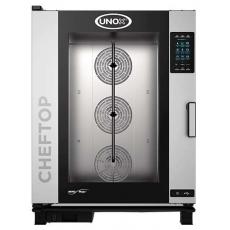 Купить Пароконвектомат Unox XEVC-1021-EPRM ChefTop PLUS