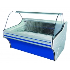Витрина холодильная Cold Vigo 12 (w-12sg-w)