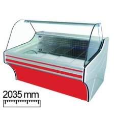 Витрина холодильная Cold Vigo 20 (w-20sg-w)