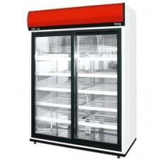 Шкаф-витрина холодильная Cold Astana SW-1200 DP