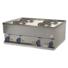 Купить Плита электрическая 4-х конфорочная настольная Kogast ES-60